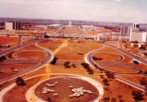 Brasilia 1980 arquivo Arq. Jorge Villavisencio (1979-1980)