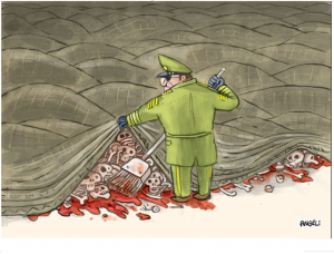 crimes na ditadura